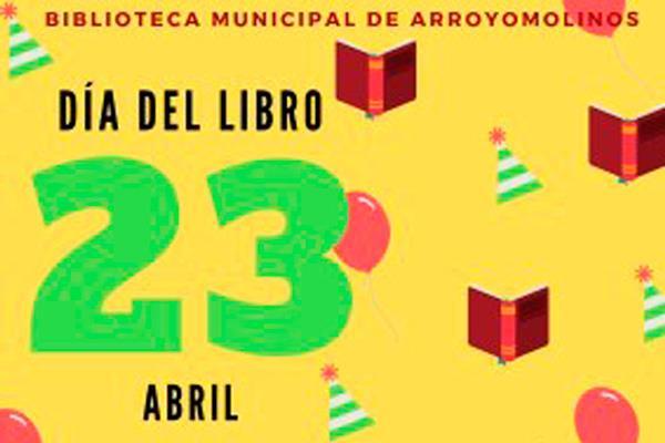 Arroyomolinos celebra el Día del Libro