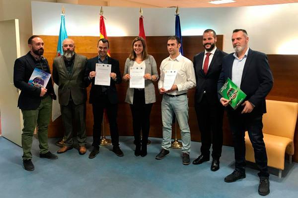 La ciudad se convierte, así, en el primer municipio de España que colabora con ellos de manera directa