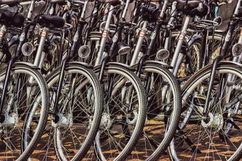 Los agentes se desplazarán en bicicletas para patrullar en zonas de difícil acceso con vehículos