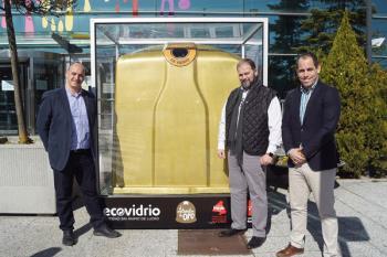 El municipio ha sido el que más vidrio ha reciclado durante el mes de enero