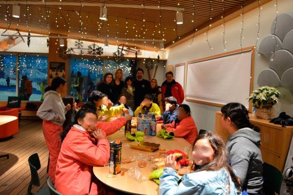 Arroyomolinos y Madrid Snow Zone vuelven a unir fuerzas por un ocio inclusivo