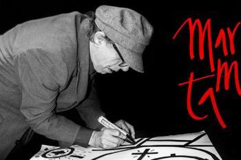 El artista realizara un mural en directo en el espacio Est_Art de Alcobendas