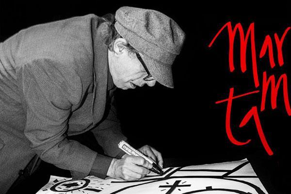 Arte en directo con Toni Marmota