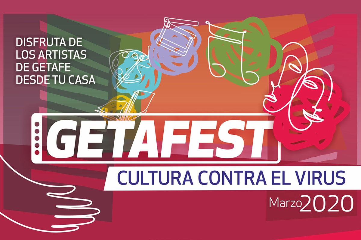 Disfruta desde tu casa de 'Getafest.Cultura contra el virus': magia, música, dibujo…