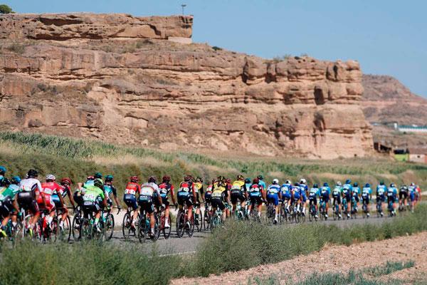 Este domingo, 16 de septiembre, disfruta de los mejores ciclistas del mundo por las calles de nuestro municipio