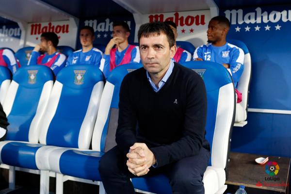 El técnico vasco dejará el C.D. Leganés al finalizar esta temporada