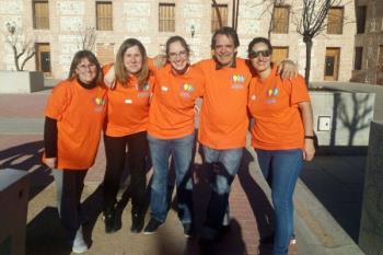 Conocemos de primera mano la labor que realiza la Asociación Mil Globos en San Fer