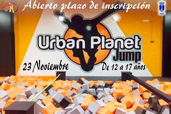 Atrévete con una jornada de saltos y piruetas en `Urban Planet Jump´