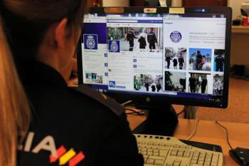 La Policía nos alerta del aumento de menores que se graban a sí mismos y suben sus imágenes a la red