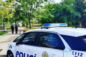 La Policía Local ha incrementado las patrullas a pie para garantizar la seguridad espacios públicos