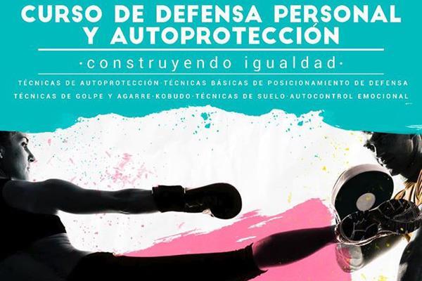 Autodefensa y protección en el programa del Día Internacional de la Mujer