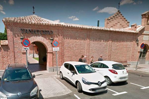 Avanza el proyecto de la rotonda entre el Camino de Alcorcón y la calle Juan Antonio Samaranch