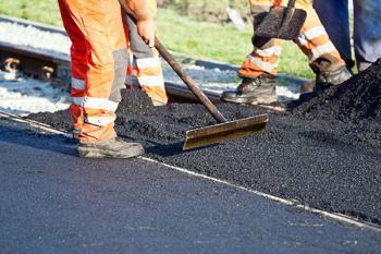 Ya se han cubierto los primeros 50 metros de vía, y en los próximos meses seguirán las actuaciones
