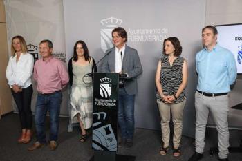 Se crea la Concejalía de Feminismo y Diversidad, encabezada por Raúl Hernández
