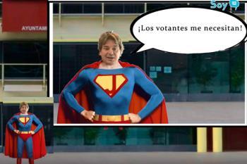 Una de las promesas electorales del candidato del PSOE a la alcaldía, Javier Ayala, es modernizar el centro de la ciudad