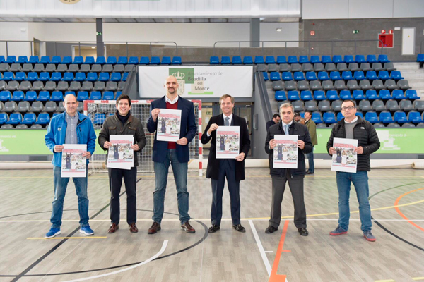 En un partido que enfrentará a los veteranos del Basket Club Boadilla y Panteras de Boadilla con las Leyendas del Real Madrid