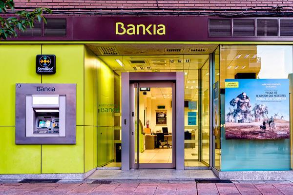 """Bankia devuelve a un usuario más de 22.000 euros por la """"cláusula suelo"""""""