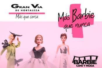 Gran Vía de Hortaleza acoge la exposición que cuenta con 190 Barbies