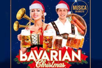 Una fusión para adultos de fiesta alemana, cerveza y Navidad os espera en Torrejón