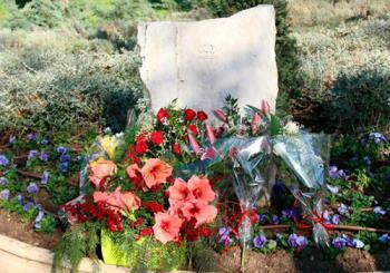 Una ofrenda, que ya es tradición, dedicada a la desaparecida por sexto año