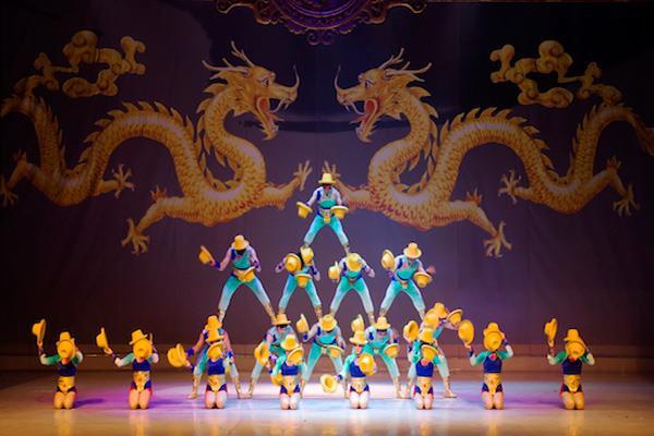 Boadilla amplía a dos las actuaciones del Gran Circo Acrobático de Shangái