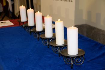 El consistorio y la Comunidad Judía de Madrid han celebrado este tradicional acto