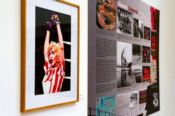 Boadilla despide al Calderón con una exposición de su historia