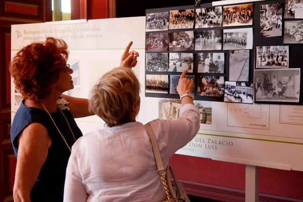 Boadilla homenajeará a las 'niñas del Palacio'