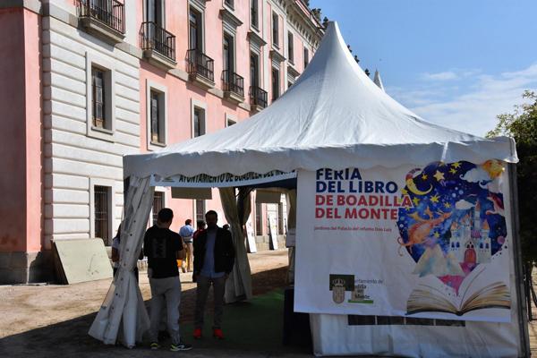 La feria tendrá lugar en el Palacio del Infante Don Luis el sábado 18 y el domingo 19