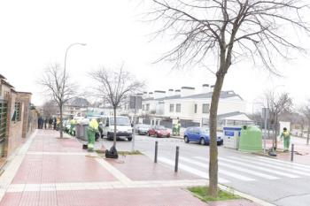 Con el fin de mejorar el estado de las zonas verdes de nuestro municipio