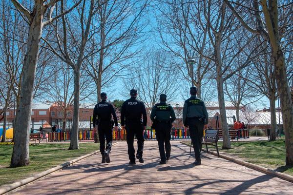 Boadilla sigue a la cabeza de los municipios más seguros de Madrid