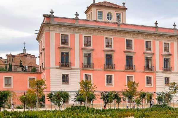 Boadilla va a restaurar la noria y el estanque del Palacio del Infante