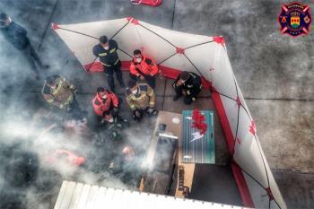 El cuerpo ha realizado talleres sobre prevención de incendios dirigidos a escolares en su etapa primaria