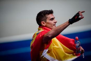 El día 29 de agosto, el atleta competirá contra sí mismo en el Polideportivo Juan de la Cierva