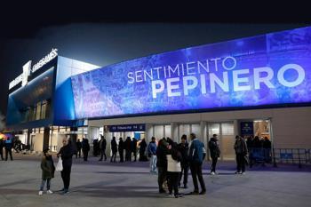 El Club Deportivo Leganés estrena iluminación LED en su estadio