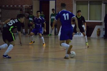 Tercera jornada, grupo IV 2ªB.