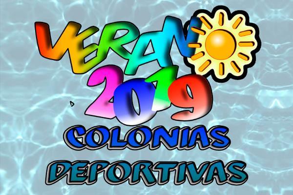 COLONIAS DEPORTIVAS 2019