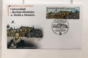 Un sello conmemorativo con las joyas arquitectónicas de nuestra ciudad ya están en circulación