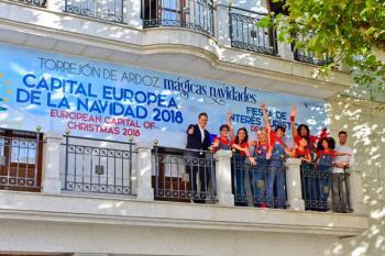 Así lo han anunciado el grupo CantaJuego, el alcalde de Torrejón, Ignacio Vázquez y el concejal de festejos, Alejandro Navarro