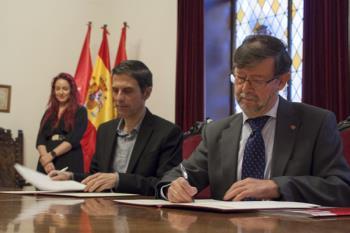 El Ayuntamiento y Cartitas Diocesana han firmado un convenio de colaboración