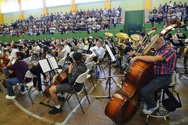 Carmina Burana pasa al próximo domingo