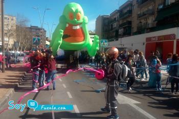 Este domingo Fuenlabrada se disfraza para celebrar su gran desfile de comparsas