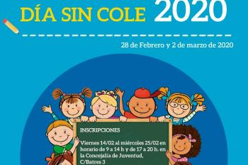 Con el objetivo de facilitar la conciliación, se habilitarán 30 plazas los días 28 de febrero y 2 de marzo