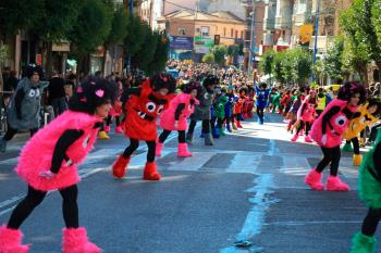 Este domingo, nuestra ciudad se paralizará para que todo el mundo disfrute de los desfiles de carnaval