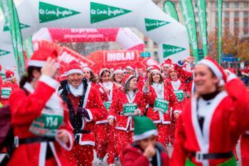 La característica principal de esta carrera es el traje de Papá Noel que se incluye con la entrada!!