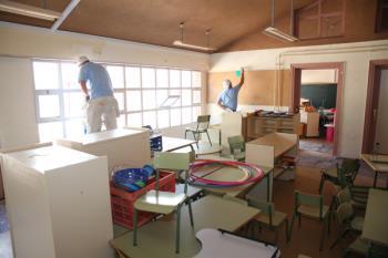 Casi medio centenar de colegios y escuelas infantiles reciben ayudas de hasta 3.800 euros