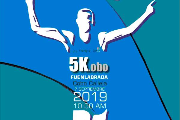El próximo 7 de septiembre, se llevará a cabo una carrera de 5 kilómetros
