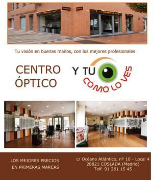 """Centro Óptico """"Y tu como lo ves"""""""