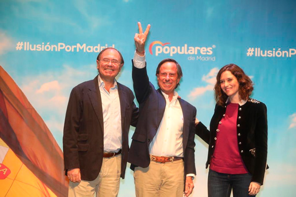 La candidata a la presidencia de la Comunidad de Madrid, Díaz Ayuso, lo ha prometido si Pablo Casado gana las Elecciones Generales