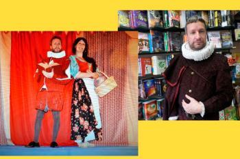 """La Inauguración tendrá lugar con el espectáculo familiar gratuito """"Cervantes baila versos"""""""